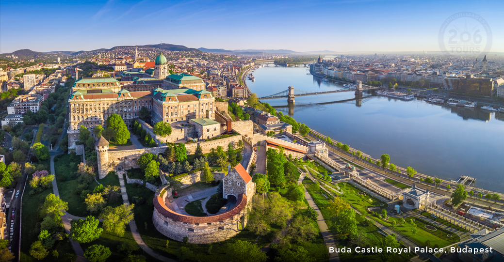 Legendary Danube River Cruise To Prague Salzburg Budapest  206 Tours  Cat