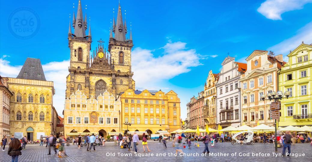 tout neuf dae82 93218 Poland & Prague - 206 Tours - Catholic Tours