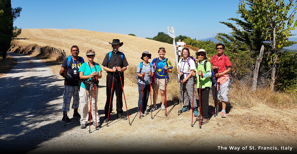 Walking the Way of St  Francis in Italy - 206 Tours