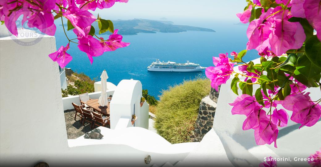 Santorini Pilgrimage