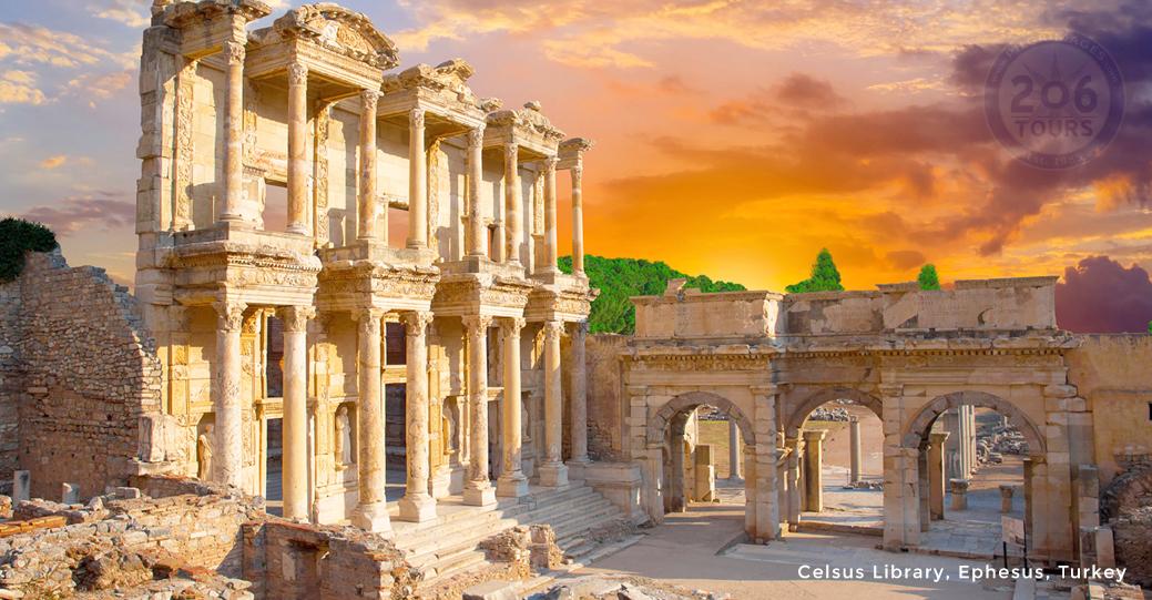 Ephesus Mary's House