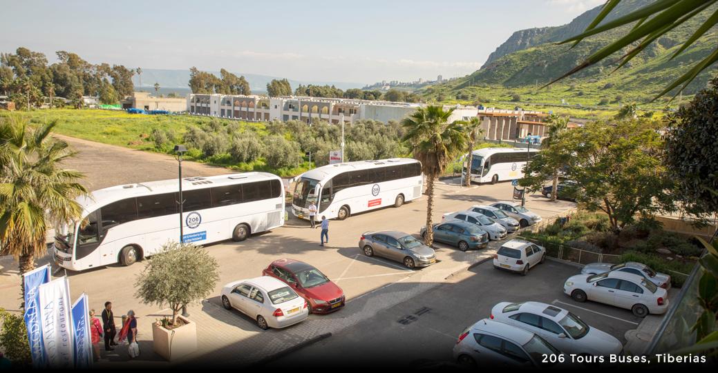 The Holy Land - Walk Where Jesus Walked - 206 Tours - Catholic Tours