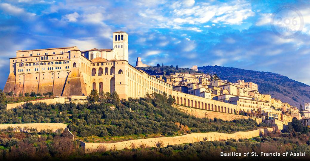 Rome & Assisi - 206 Tours - Catholic Tours