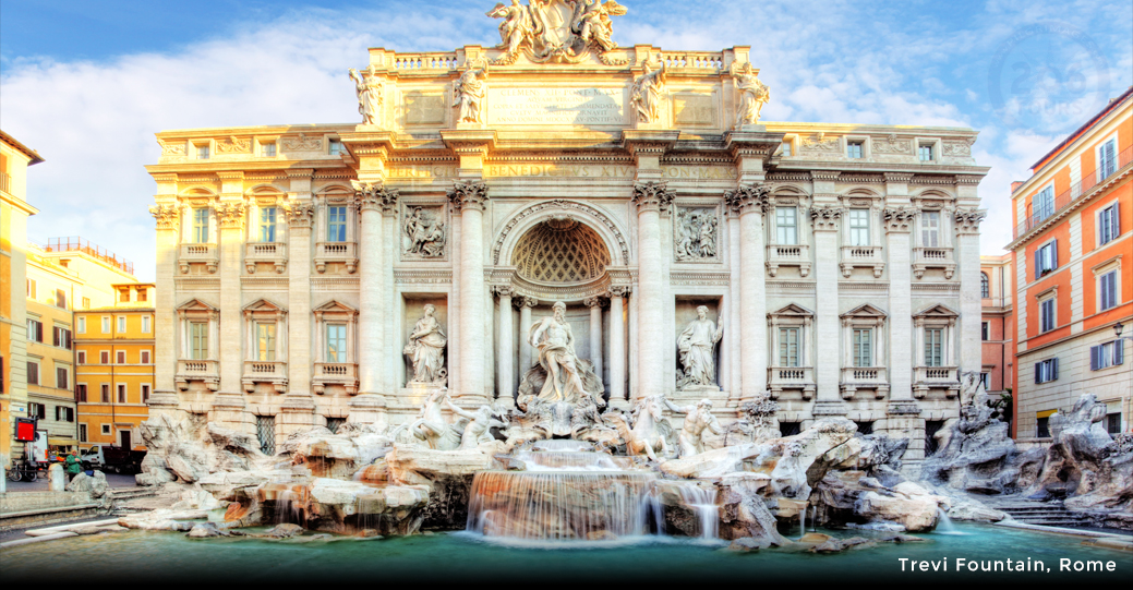 Rome Italy Pilgrimage