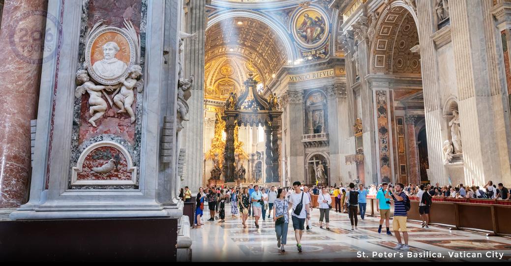 Vatican Pilgrimage