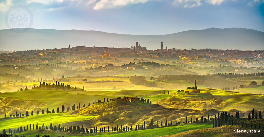 Siena Pilgrimage