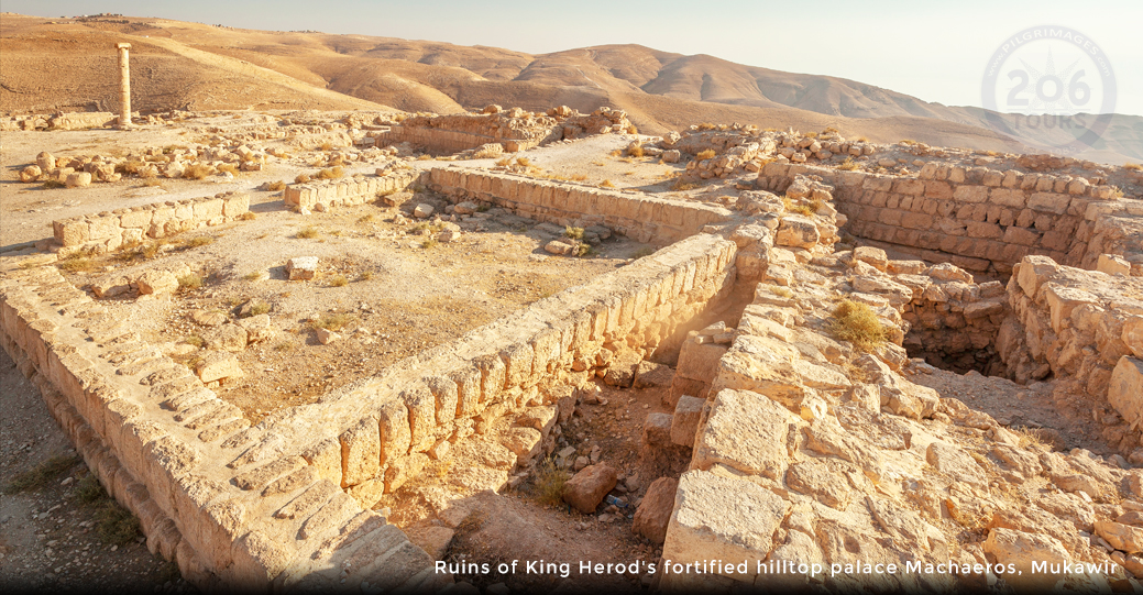 Jordan Pilgrimage
