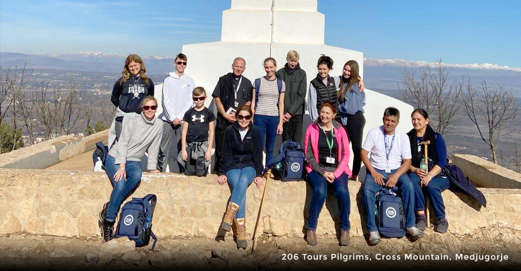 Medjugorje Catholic Pilgrimage with 206 Tours