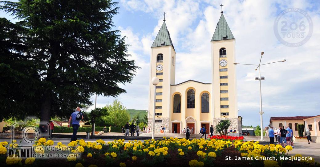 Pilgrimage to Lourdes & Medjugorje with 206 Tours ...