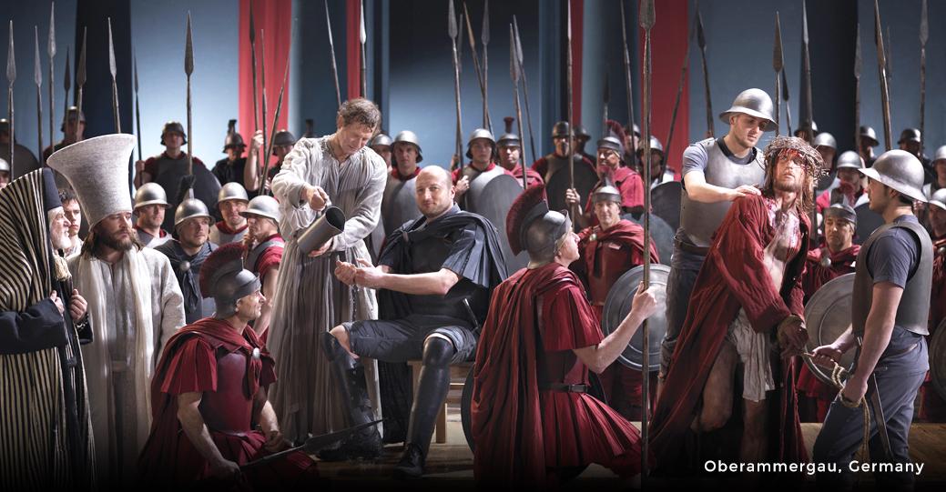 Oberammergau Passion Play & Poland