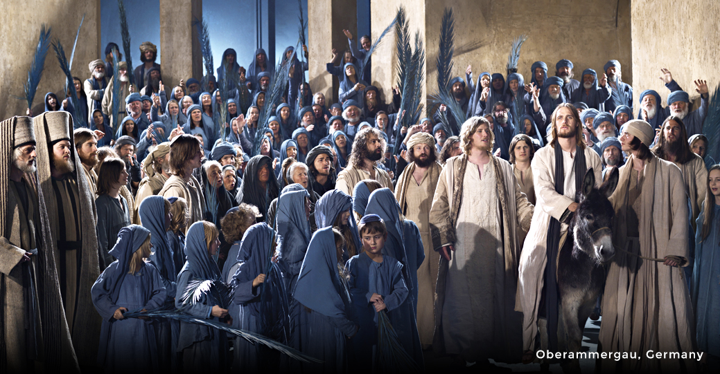 The Oberammergau Passion Play - 4 day