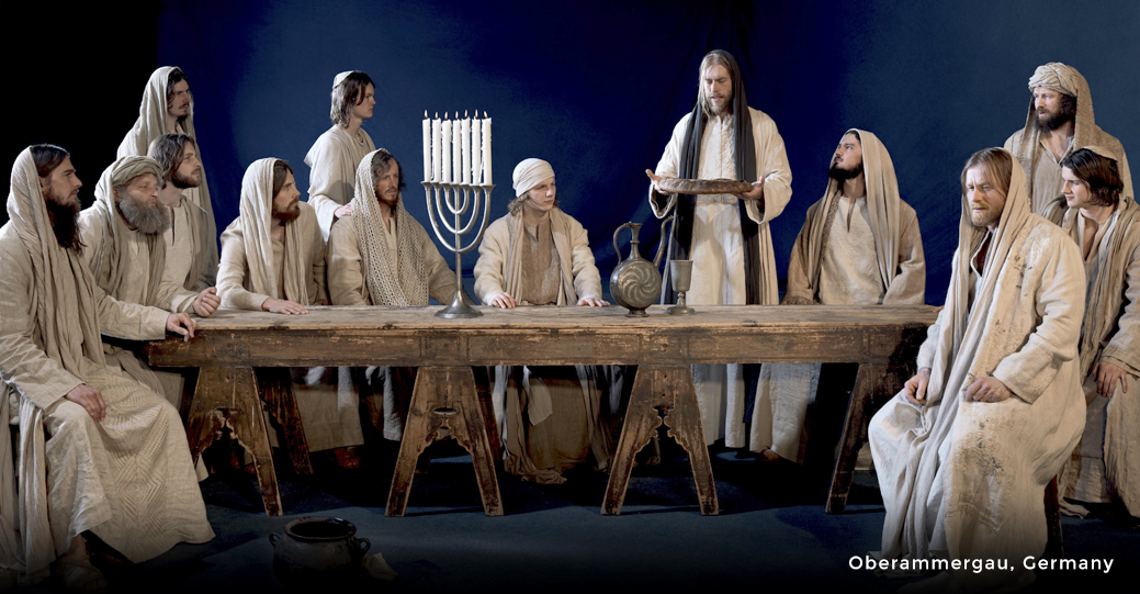 The Holy Land & Oberammergau Passion Play