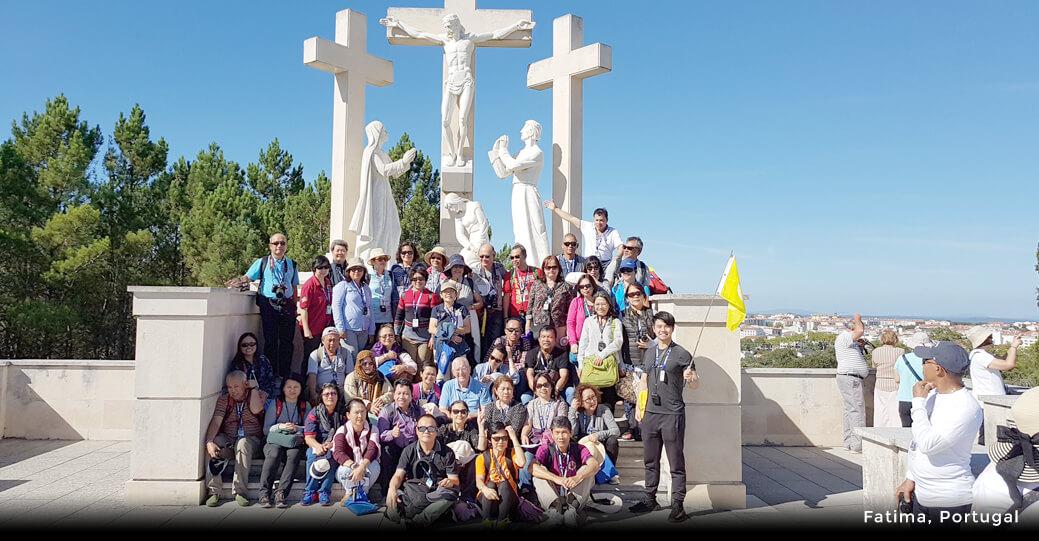 Fatima Spain Lourdes Tour