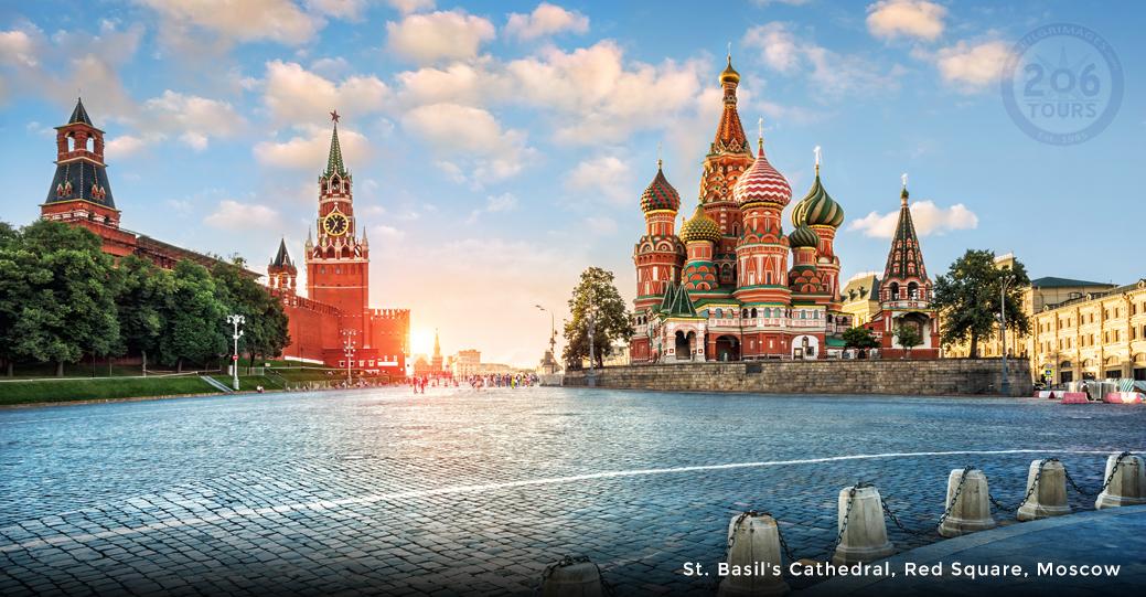 Russia - 206 Tours - Catholic Tours
