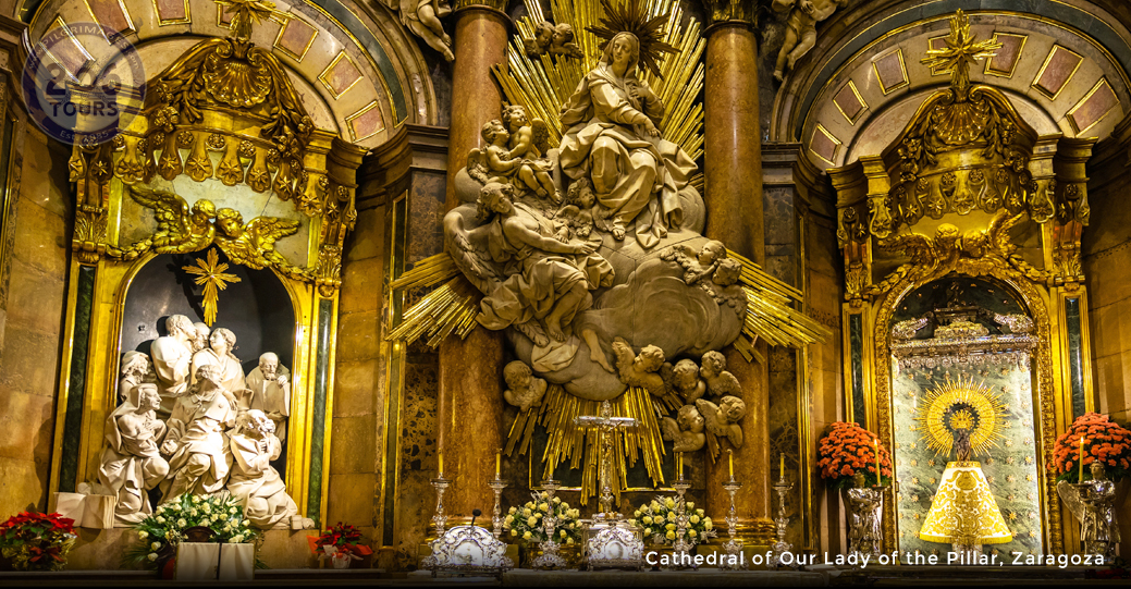 Shrines of Spain, Fatima, Lourdes, Paris & Shrines of Italy
