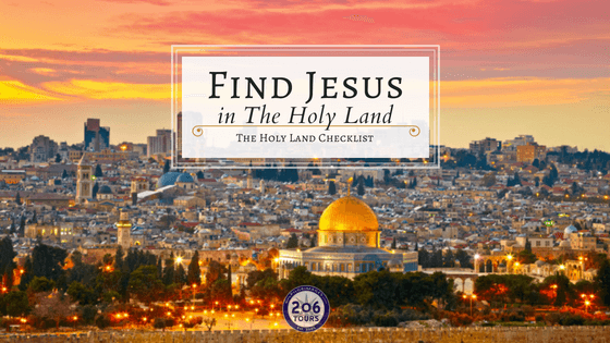 Holy Land Pilgrimage 206 Tours