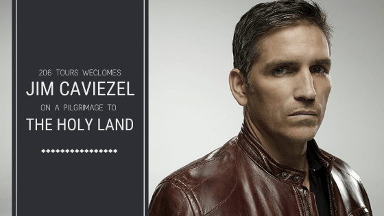 Jim Caviezel 206 Tours Pilgrimage