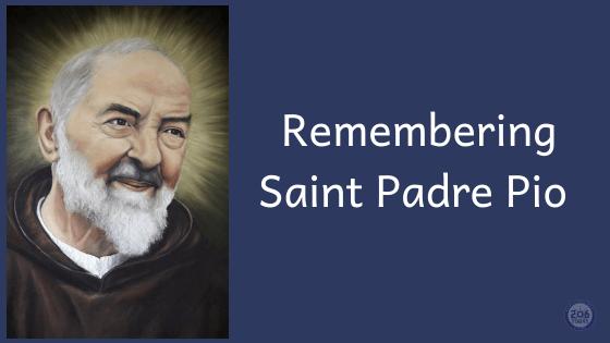 Padre Pio 206 tours