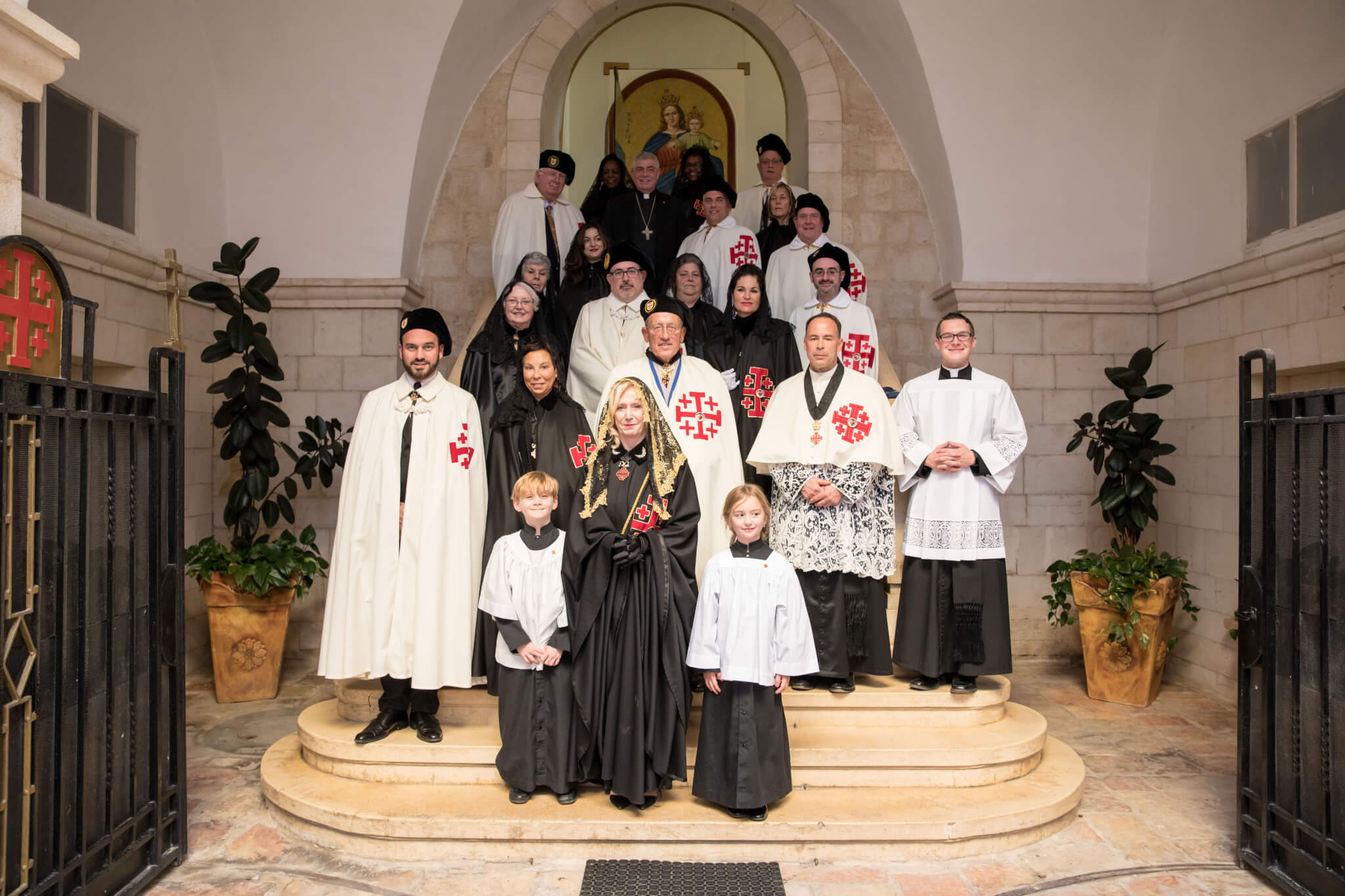 EOHS of Jerusalem Eastern Lieutenancy 2018 Holy Land Pilgrimage