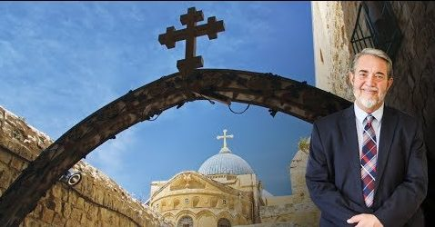 A Glimpse of a Holy Land Pilgrimage with Dr. Scott Hahn & Kimberly Hahn