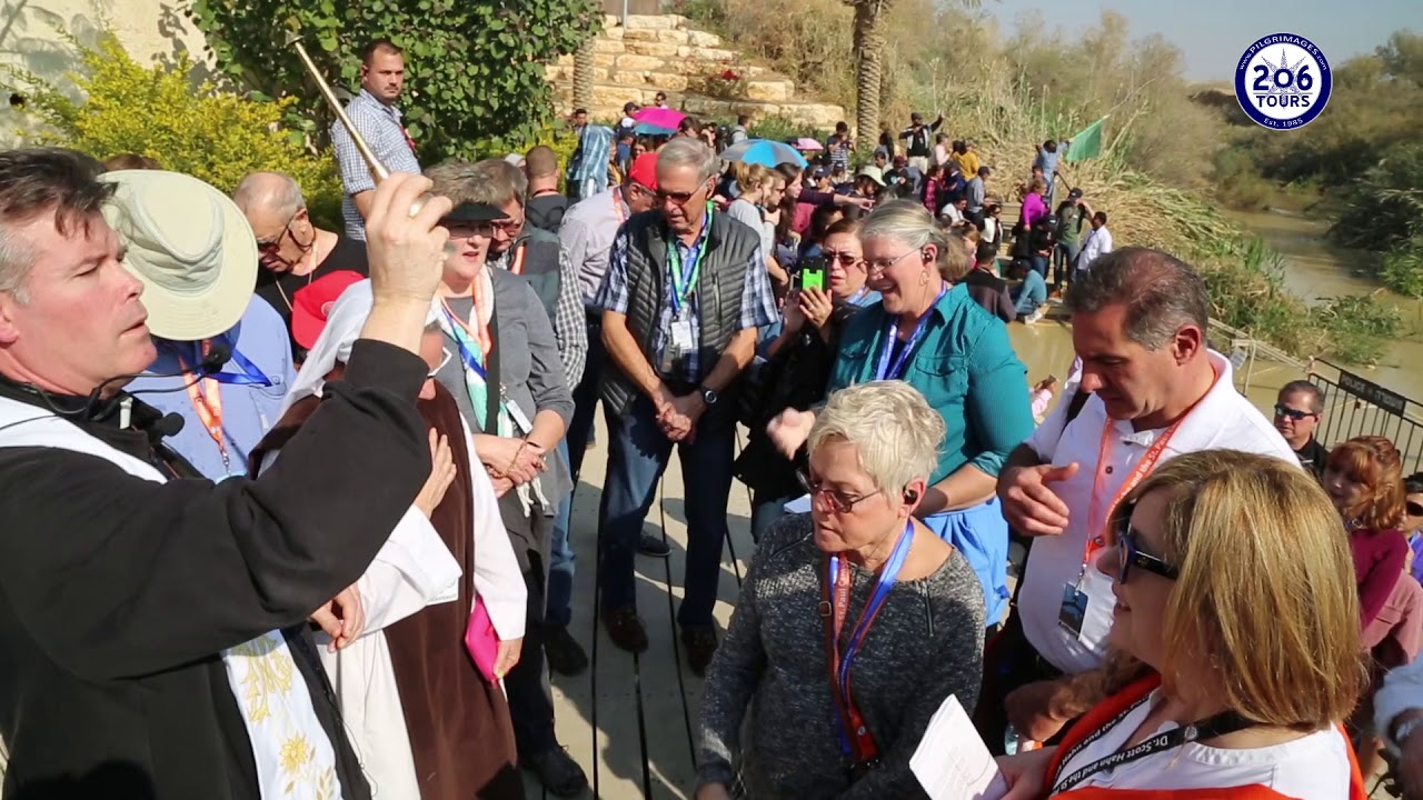 Visit the Holy Land with Dr. Hahn & 206 Tours
