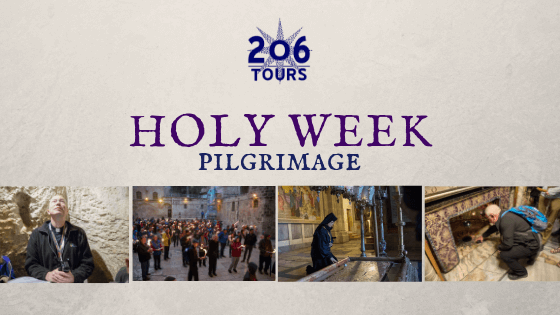 Holy Week Pilgrimage 206 Tours