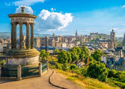 Scotland Pilgrimage