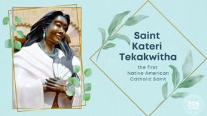 Saint Kateri Tekakwitha 206 tours