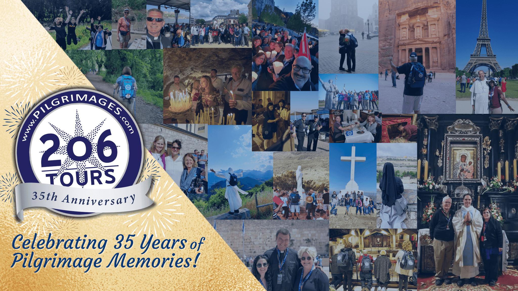 206 Tours 35 Anniversary