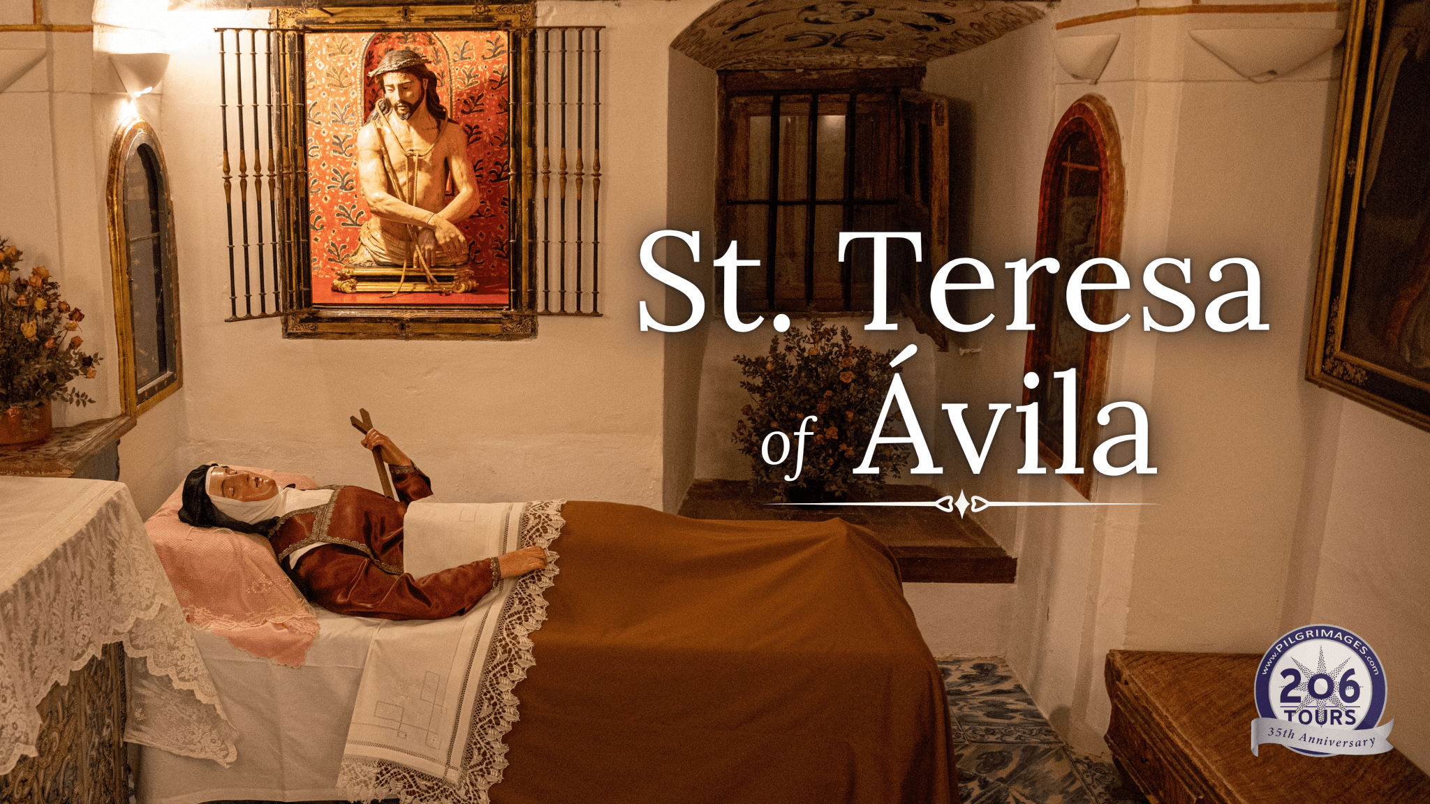 St. Teresa of Ávila 206 Tours