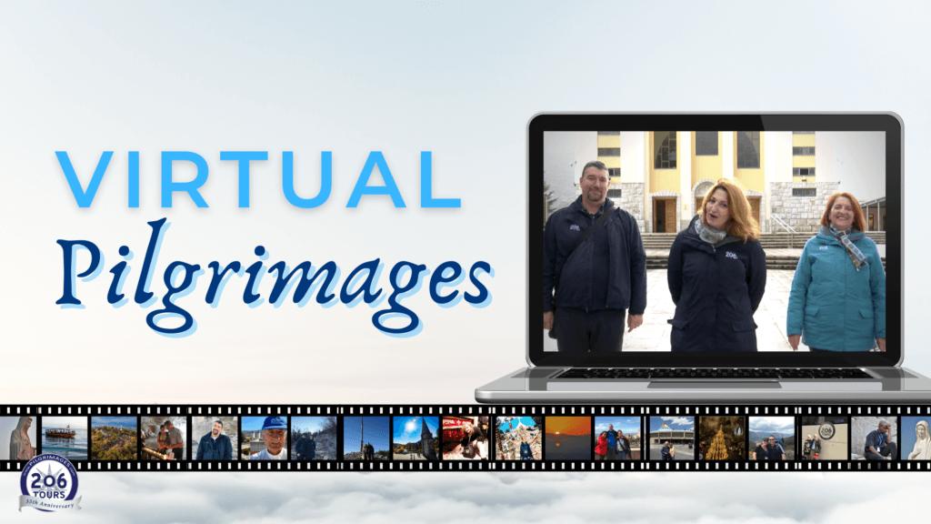 206 Tours virtual pilgrimage