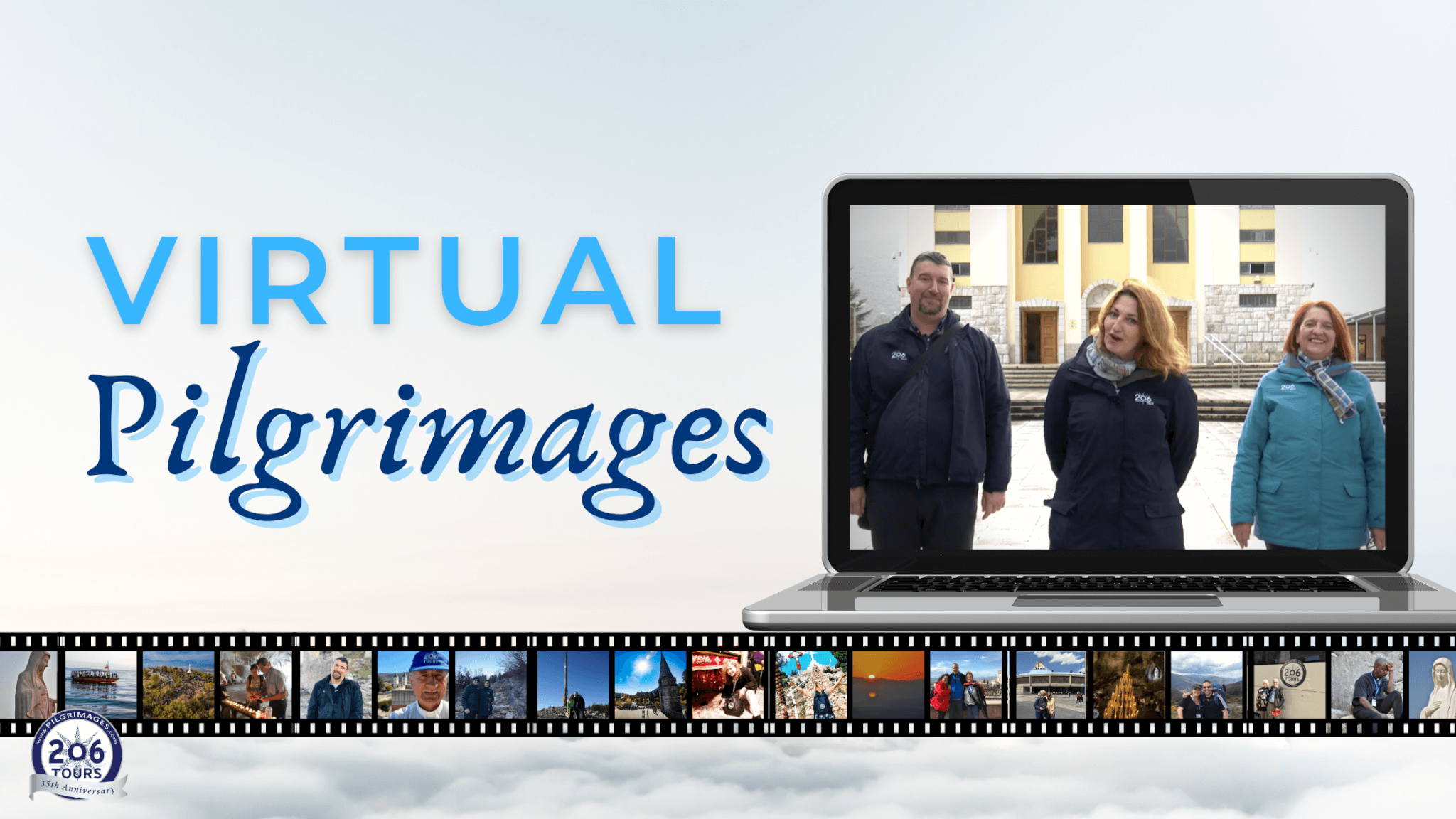 206 Tours virtual pilgrimage