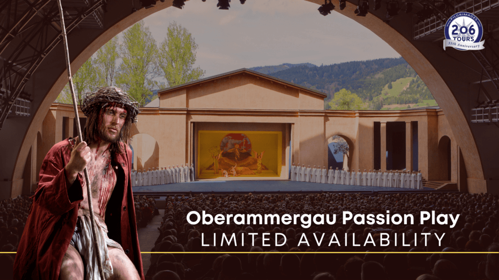 Oberammergau Passion Play 206 Tours