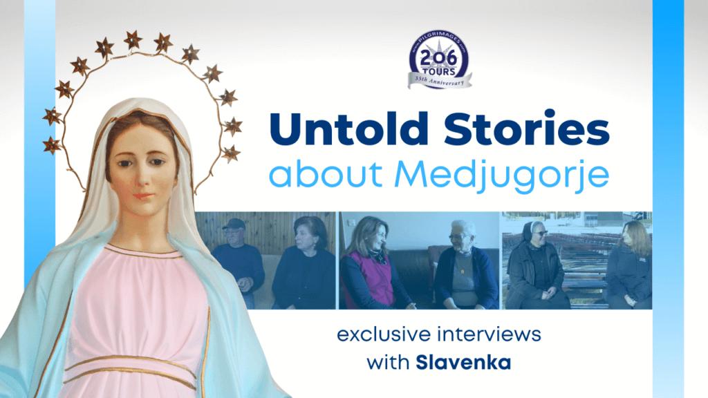 untold Medjugorje virtual pilgrimage