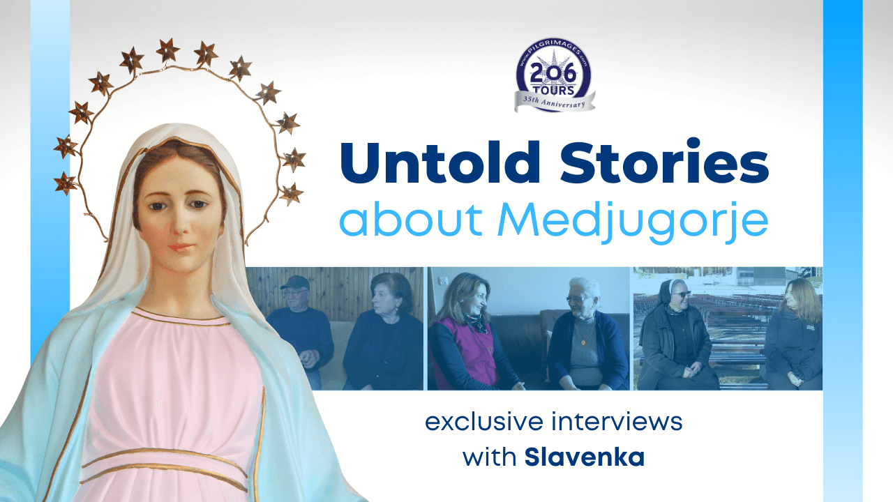 untold Medjugorje virtual pilgrimage