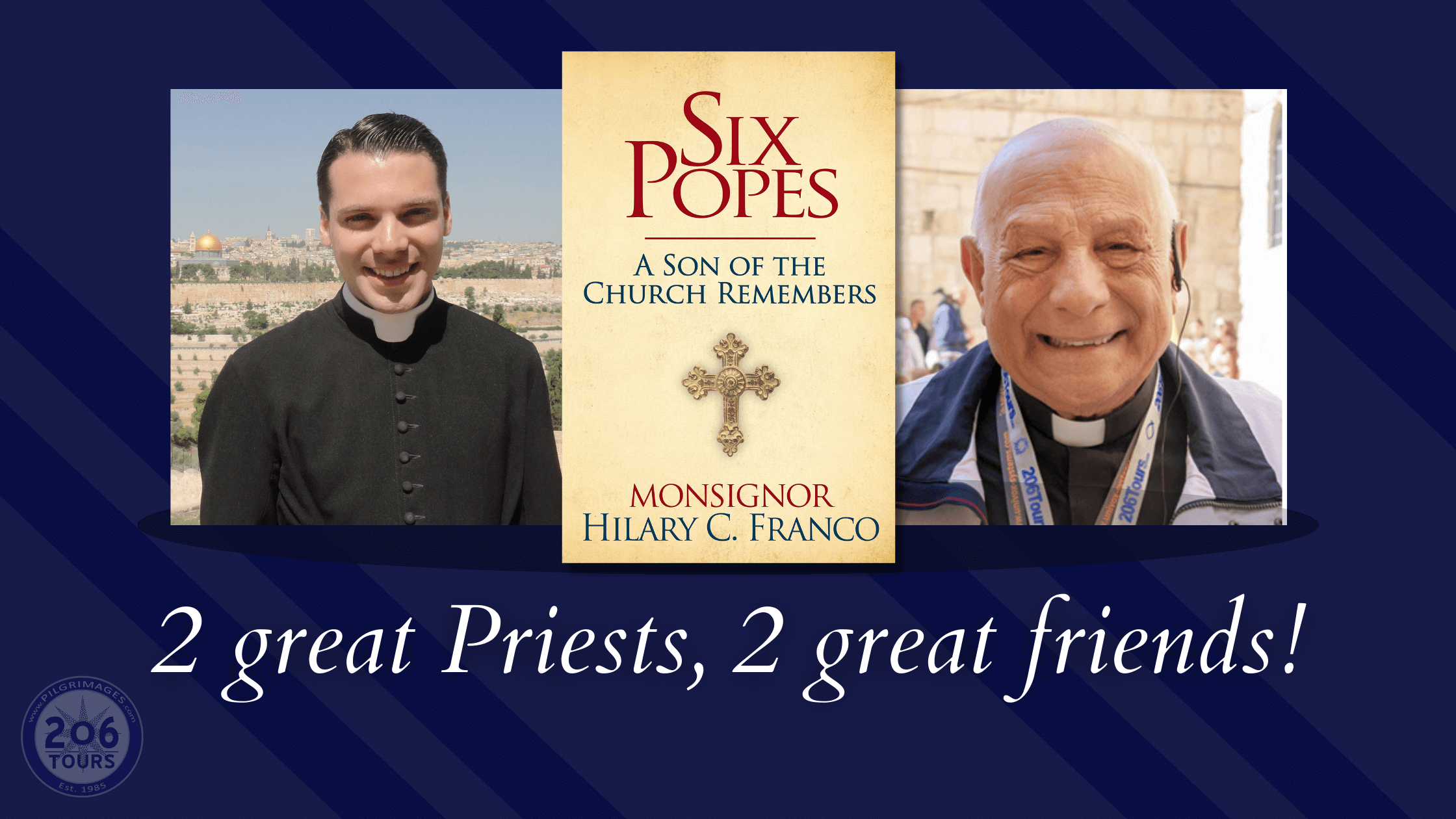 Two great priest - Two great friends !! (1)