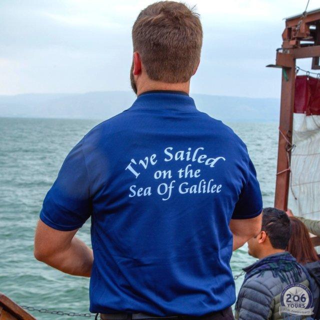 Have you?  #SeaofGalilee #HolyLand #StayPilgrims #Pilgrimage #HolyLandPilgrimage #Jesus