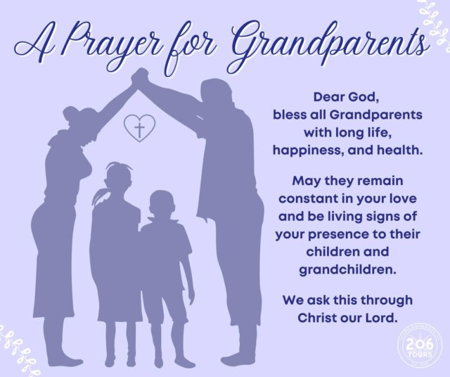 Today is National Grandparents Day! God Bless all Grandparents!   #NationalGrandparentsDay #GodBlessGrandparents