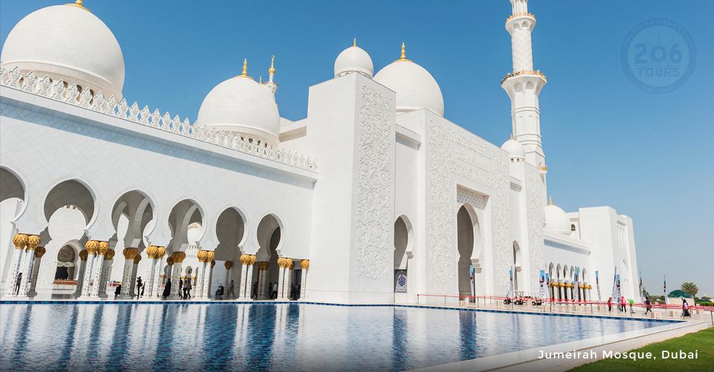 United Arab Emirates Catholic Pilgrimage Tours