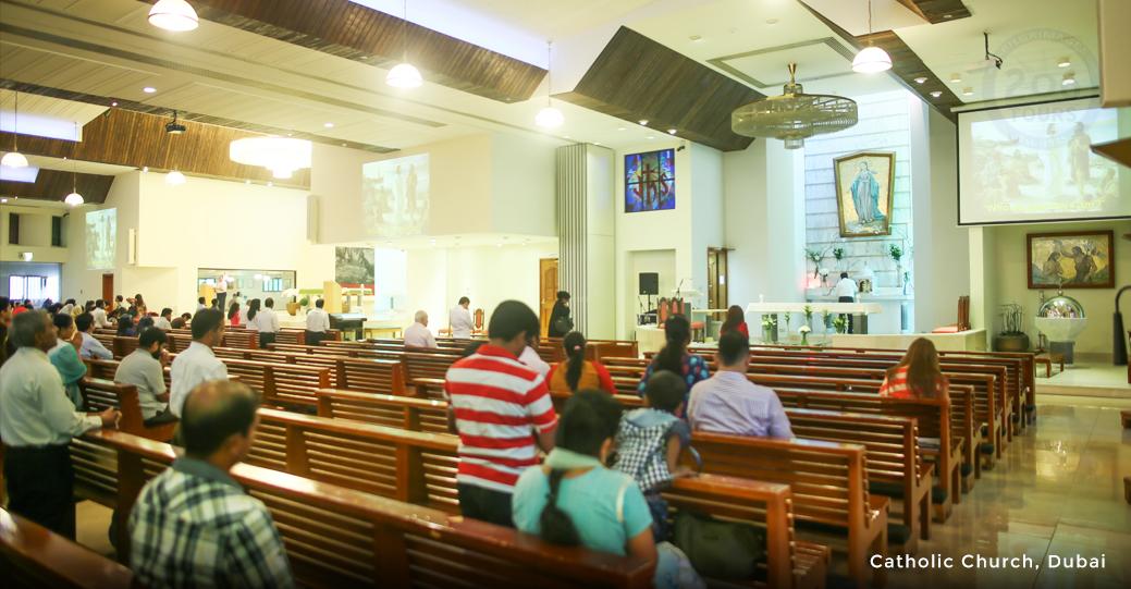 Dubai Catholic Tours