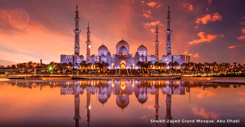 United Arab Emirates Catholic Pilgrimage