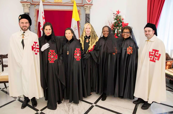 the equestrian order of the holy sepulchre - israel