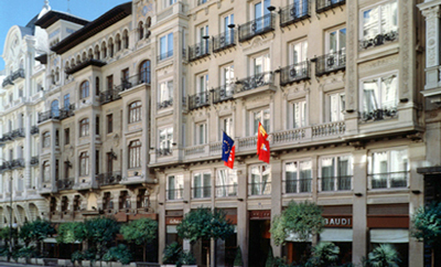 Hotel Catalonia Madrid Spain 206 Tours