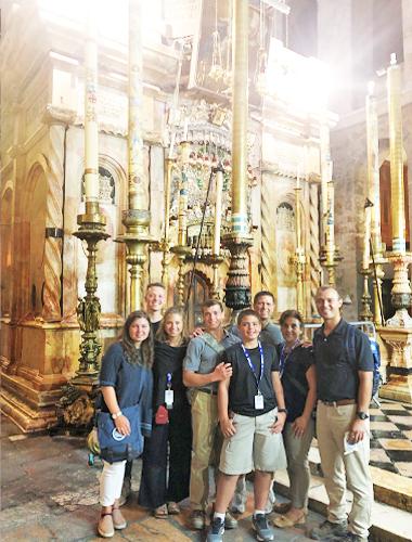 Client Letters & Testimonials - 206 Tours - Catholic Pilgrimages
