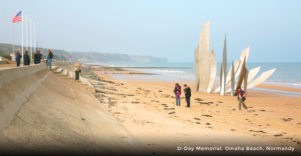 D-Day 75th Anniversary of the Normandy Beaches 2019
