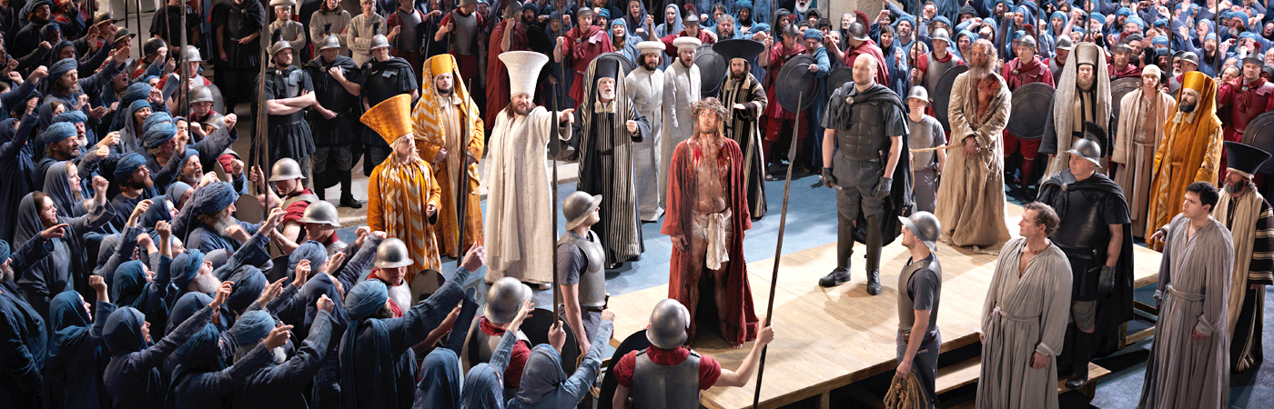 oberammergau passion play germany 2020