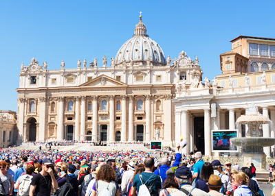 Dr  Scott Hahn Pilgrimages with 206 Tours - Since 1985 - Connecting