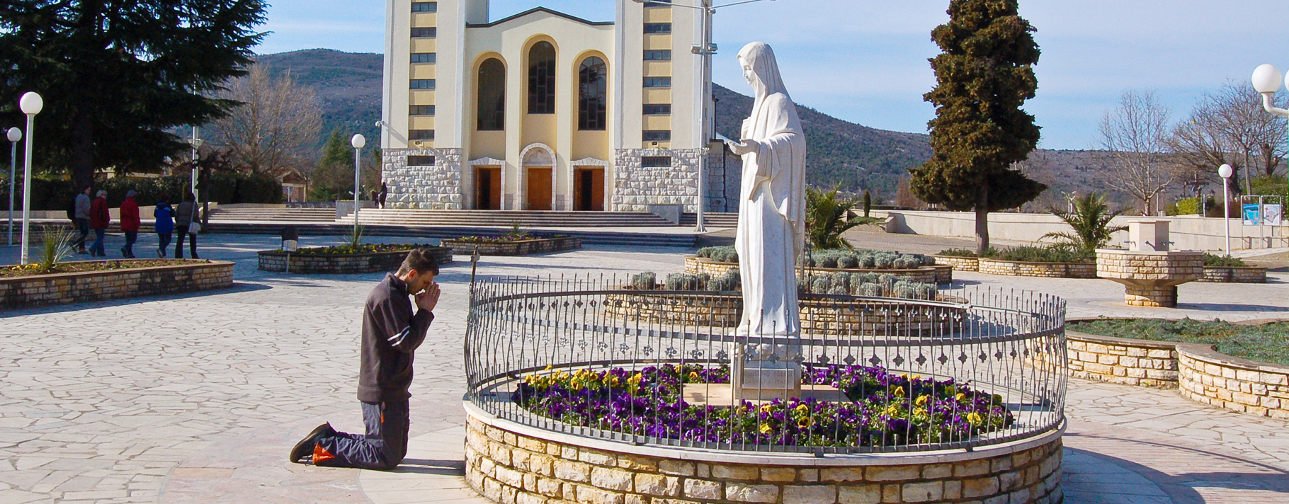 Michael Stanton Pilgrimages - 206 Tours - Catholic Pilgrimages