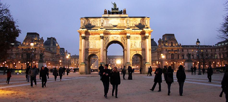 Paris, Rome & Medjugorje - 206 Tours - Catholic Pilgrimages